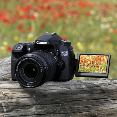 Canon 70 milyon EOS fotoğraf makinesi üretti