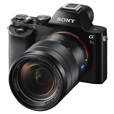 Sony a7S, 4K video kaydı ile geldi