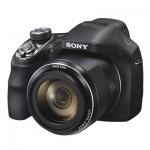 63x Optik Zoomlu Sony H400