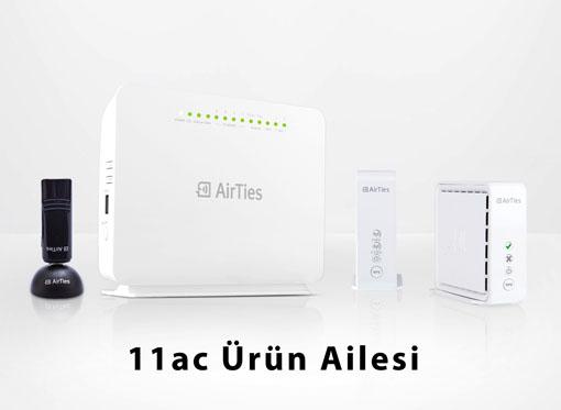 AirTies'dan Teknolojik Ürünler