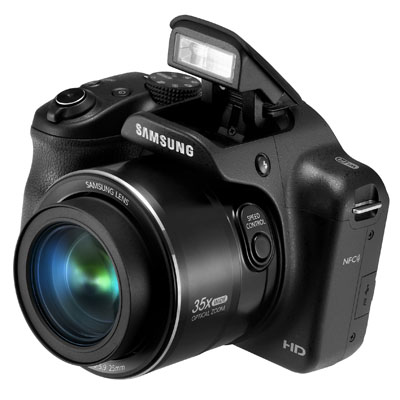 35x Optik Zoomlu Samsung WB1100F