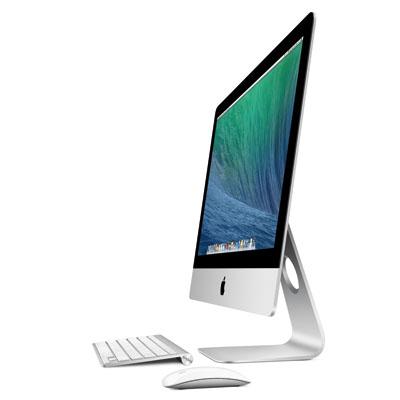 Apple Yeni 21.5 inç iMac'i Duyurdu