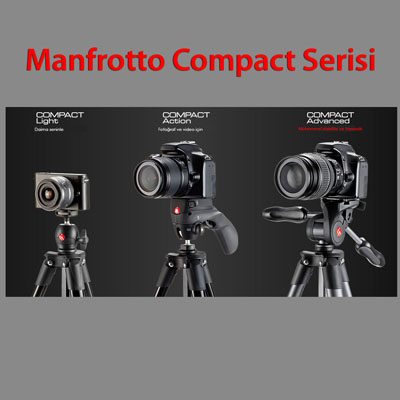 Manfrotto Compact Serisi