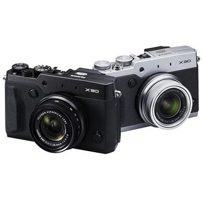 Fujifilm X30'u duyurdu