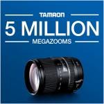 Tamron'dan 5 milyon başarısı!
