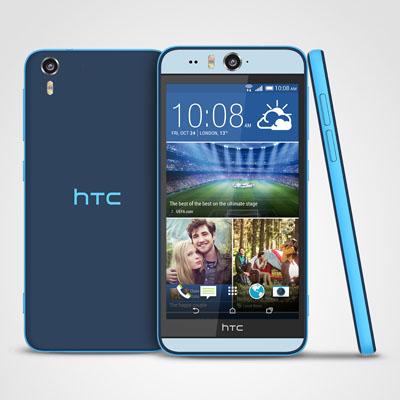 13MP Ön ve Arka Kameralı HTC Desire EYE