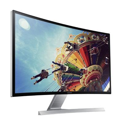 Samsung 27 inc S27D590C Kavisli Monitor