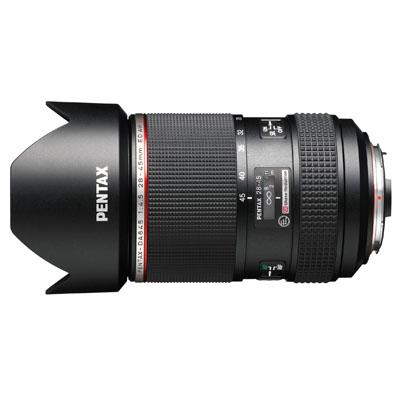 Pentax Ricoh DA645 28-45mm f/4.5ED