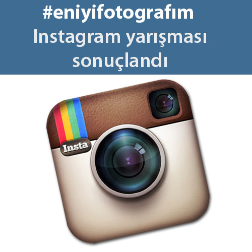 Instagram Yarışmamız Sonuçlandı!