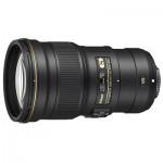 Nikon 300mm f/4E PF ED VR