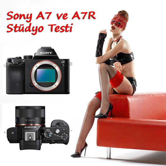 Sony A7 Test Çekim Seti Fotoğrafları;