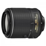Nikon AF-S DX 55–200mm