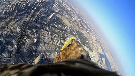 Sony Action Cam ile uçuş rekoru