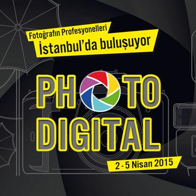 Photo&Digital Fuarı Açılıyor
