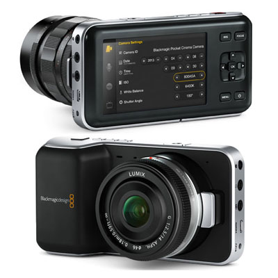 Blackmagic Pocket Cinema Kamera