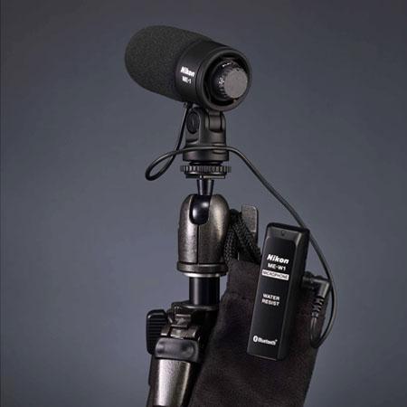 Nikon ME-W1 Kablosuz Mikrofon