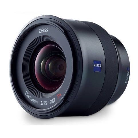 Zeiss Batis 25mm f/2 ve 85mm f/1.8