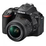 Nikon D5500 tanıtım videosu