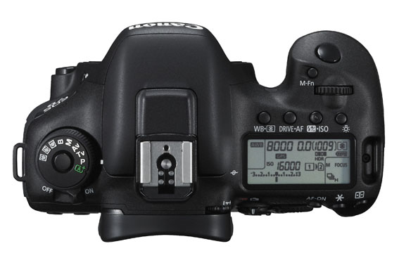 EOS 7D Mark II BODY TOP