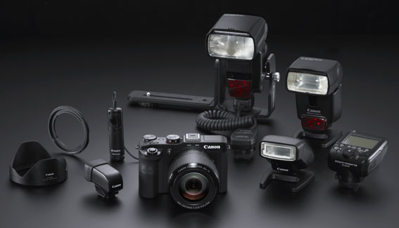 PowerShot G3 X Beauty Accessories