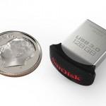 Dünyanın en küçük 128GB flaş belleği