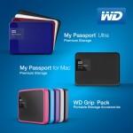 WD My Passport HDD Yenilendi