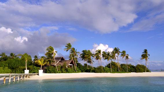LG G4 ile Maldivler'de çekilmiş fotoğraflar