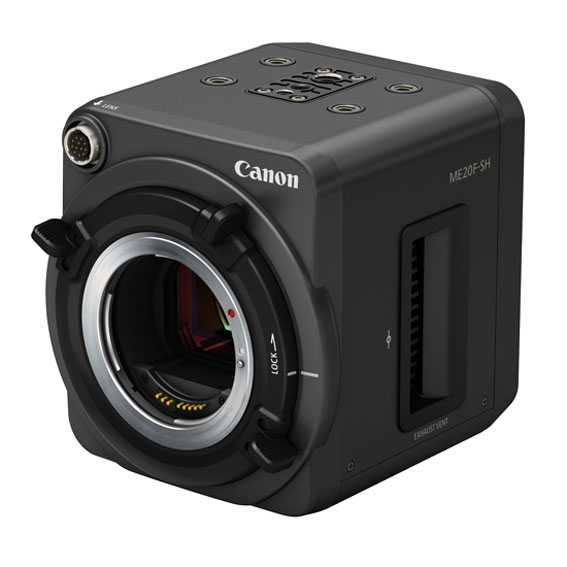 Canon'dan 4 milyon ISO'luk Kamera