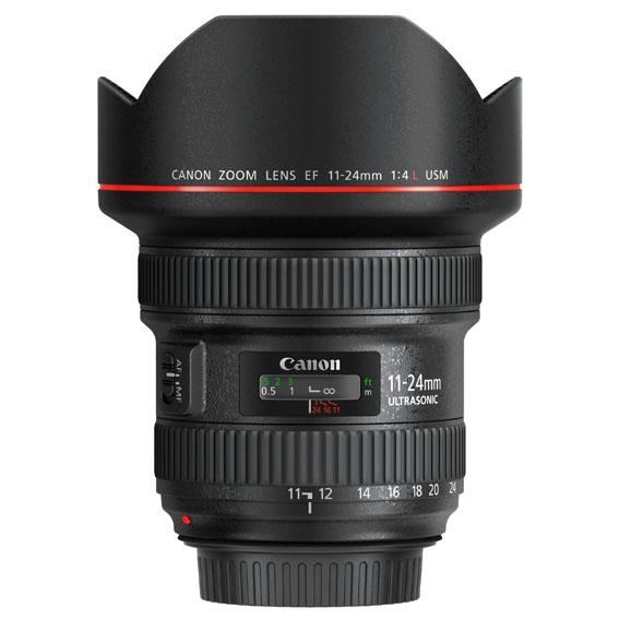 Canon EF serisi 110 milyonluk üretime ulaştı