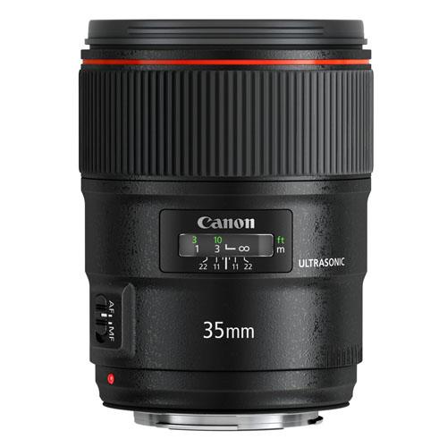 EF 35mm f1.4L II USM FRT