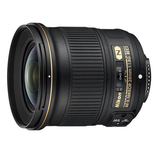 Nikon Nikkor 24mm f/1.8G ED