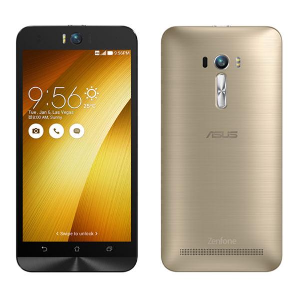 ASUS ZenFone Selfie tanıtıldı