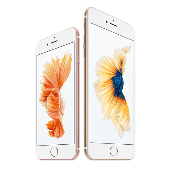iPhone 6s'in kamerası 12MP oldu