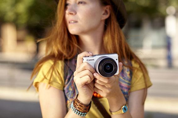 Canon'un yeni aynasızı: EOS M10