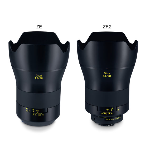 Zeiss Otus 28mm f/1.4