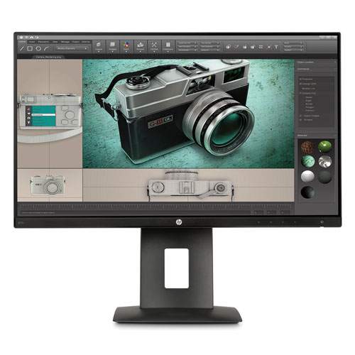 HP Z Ailesinin Yeni Profesyonel Ekranları