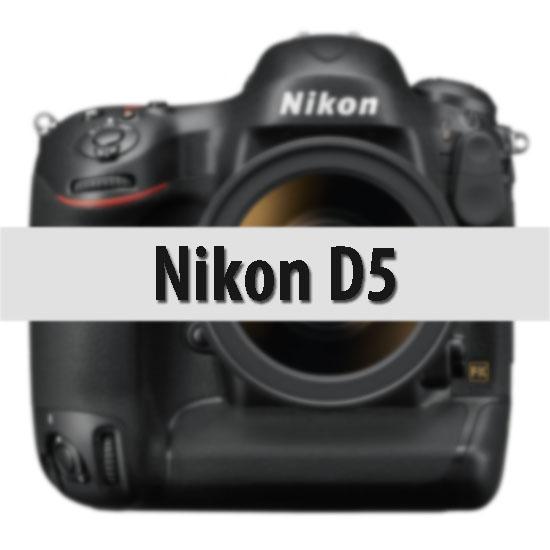Nikon D5 Çıkıyor!