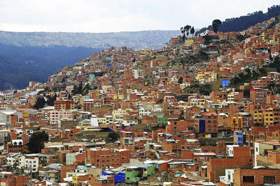 1449733643 Lapaz Bolivya - Rotayı Vizesiz Ülkelere Çevirdik