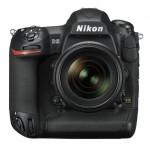 Nikon'un yeni amiral gemisi D5