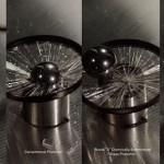 Sigma seramik filtrelerine darbe testi