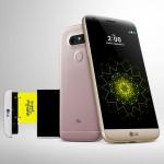 LG'nin ilk modüler akıllı telefonu LG G5