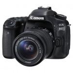 Canon EOS 80D çıktı