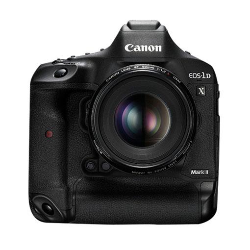 Canon EOS-1D X Mark II Duyuruldu