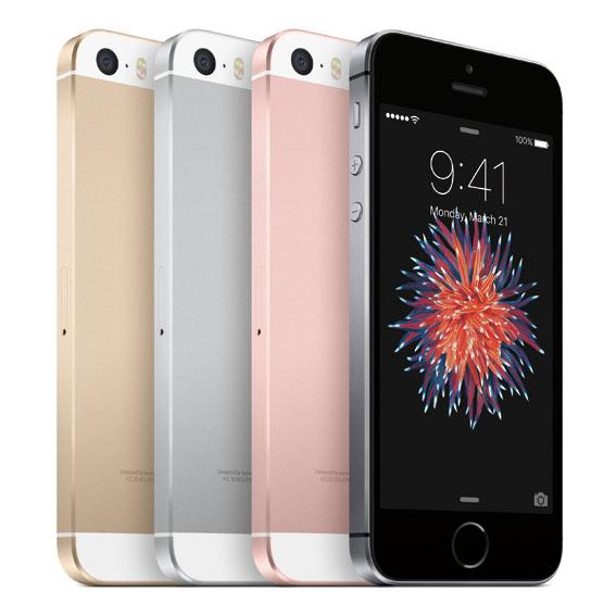 Apple iPhone SE'yi Tanıttı