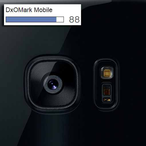 """Samsung Galaxy S7 edge """"En İyi Akıllı Telefon Kamerası"""" seçildi"""