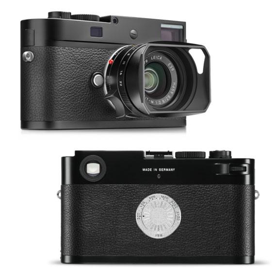 Leica'dan ekransız yeni model