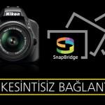 SnapBridge Android sürümü hazır