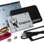 Kingston'dan Yeni SSD Serisi UV400