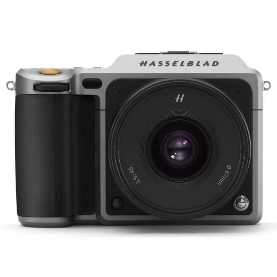Dünyanın ilk orta format aynasızı: Hasselblad X1D