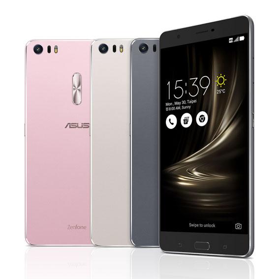 Asus ZenFone 3 ailesini tanıttı